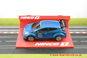 Ninco 55001 Chevrolet WTCC - blue